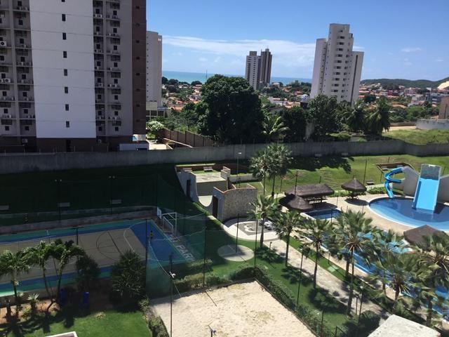 Sol 04 - Excelente Apartamento no Condomínio Sports Park em Ponta Negra - Natal - RN - Foto 4