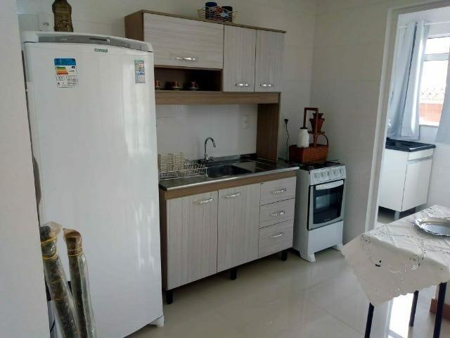 Apartamento 1 dormitório aluguel temporada em Tramandaí. wats - Foto 3