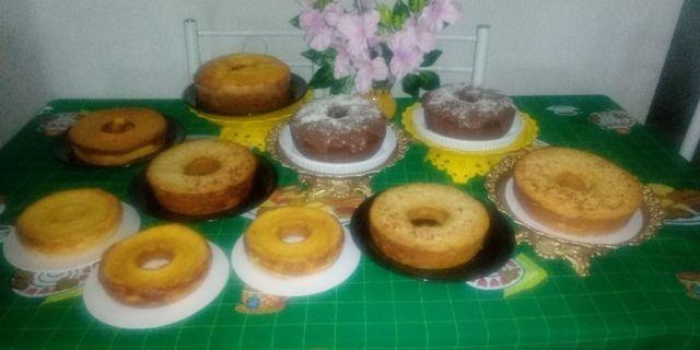 Faço bolos Caseiros e salgados. - Foto 2