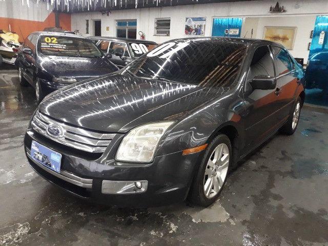 Ford fusion 2007 2.3 /162 cv automatico completo mais couro $23.990,00