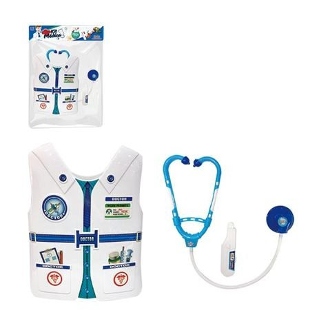 Kit colete médico artbrink zb072