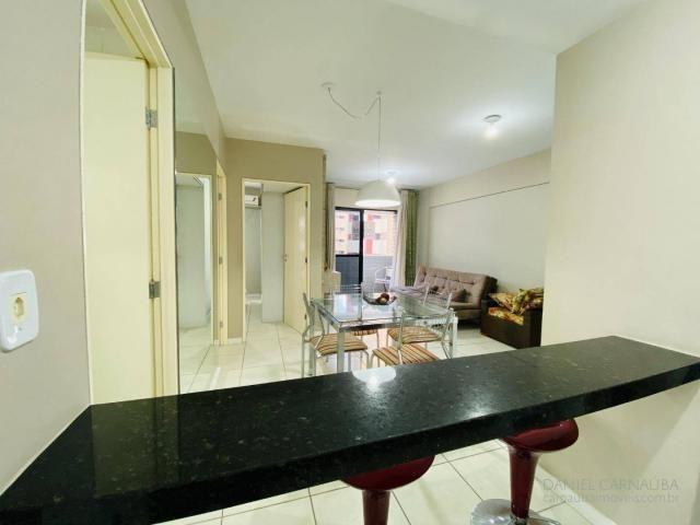 Apartamento 2 quatos suíte na Ponta Verde em Maceió - Foto 10