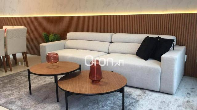 Sobrado com 3 dormitórios à venda, 134 m² por R$ 489.000,00 - Jardim Imperial - Aparecida  - Foto 2
