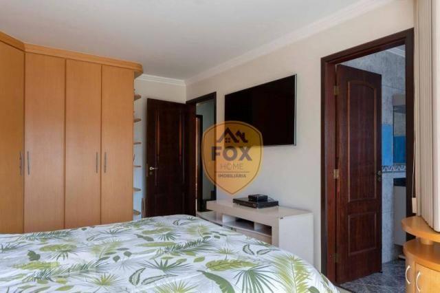 Sobrado com 4 dormitórios para alugar, 204 m² por R$ 7.000,00/mês - Jardim das Américas -  - Foto 17