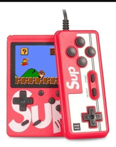 Mini game Sup 400 jogos com controle  - Foto 3
