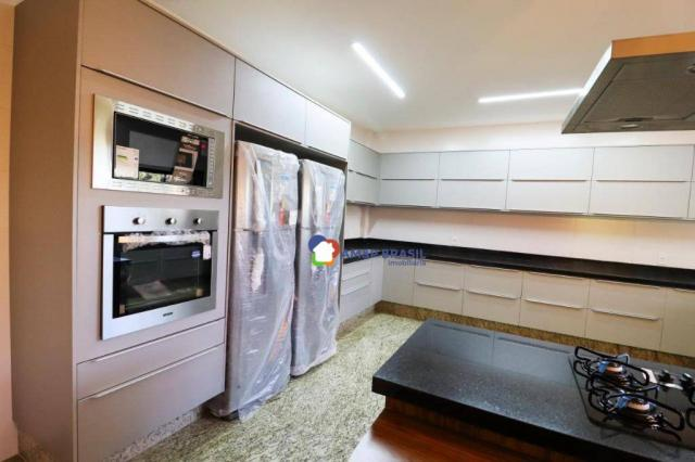 Sobrado com 4 dormitórios à venda, 638 m² por R$ 3.199.000,00 - Residencial Granville - Go - Foto 16