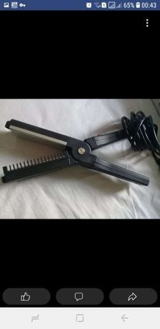 Prancha de cabelo taiff Profissional - Foto 2