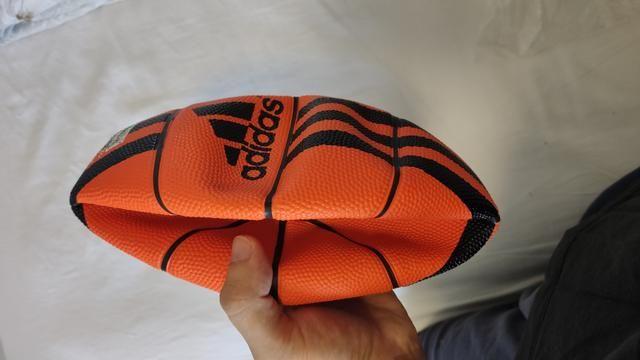 Mini-bola de basquete - Adidas (nova/original) - Foto 4