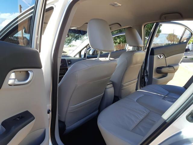 Honda Civic LXR - 11 km por litro - Foto 6