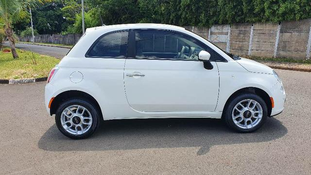 Fiat 500 Cult 1.4 Flex 2013 Manual (Impecável) - Foto 11