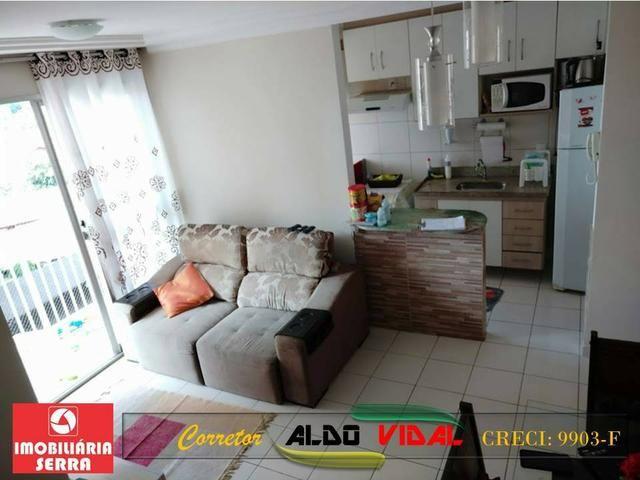 ARV 015. Apto 2 Quartos 55 m² a 2 Quadras da Av. Central de Laranjeiras