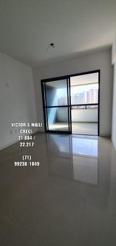 2/4 Suíte e varanda - Apartamento em Armação / Costa Azul / Stiep / Orla - Villa Di Mare - Foto 11