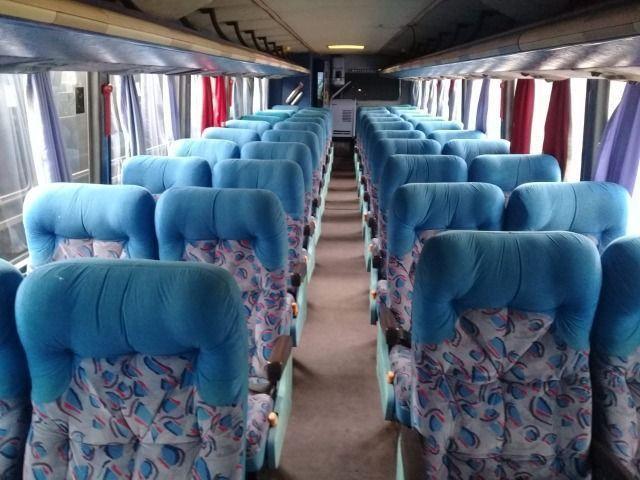 Ônibus rodoviário mercedes benz o 400 eletrônico toco - Foto 2