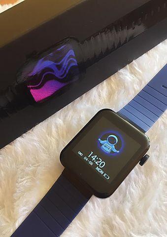Relógio SmartWatch Mi 5 Watch (Android e IOS) à prova d'água - Foto 6