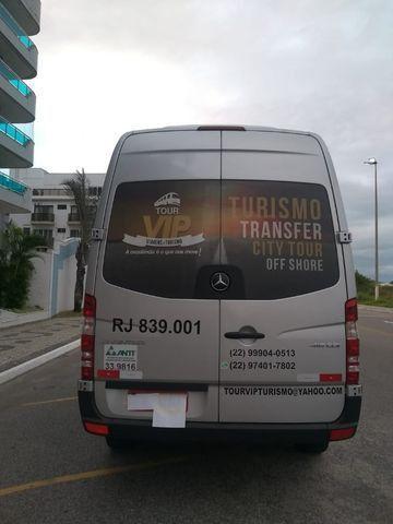 Sprinter 415 cdi - Executiva - Teto Alto - 2018 - Foto 15