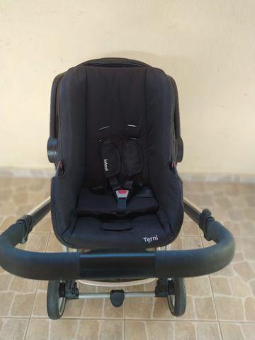Carrinho com bebê Infanti conforto Travel System - Foto 4