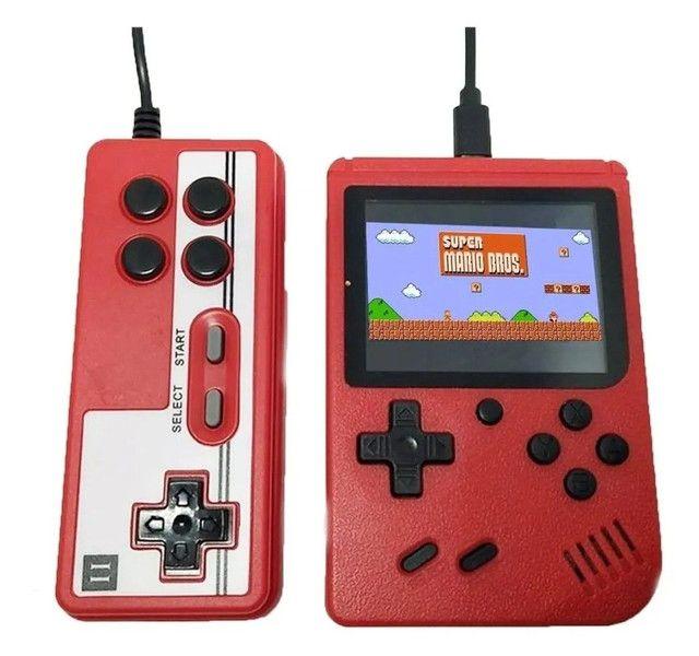 Mini game Sup 400 jogos com controle  - Foto 2
