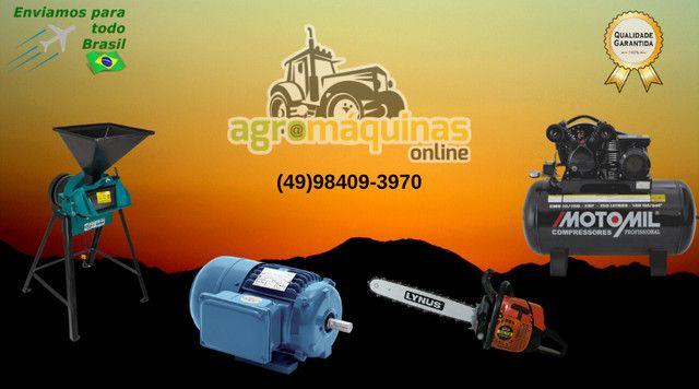 Promoção - Ensiladeira GTE-3000, com Motor 3cv - Agromaquinas Online - Foto 2
