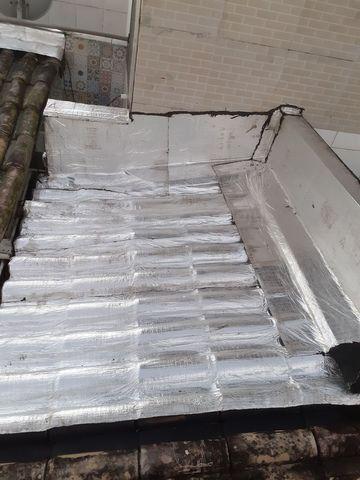 Impermeabilização  em lajes e telhados  - Foto 4