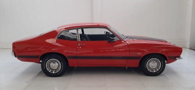Maverick Super Luxo V8, GT Tribute, impecável, de coleção. - Foto 7