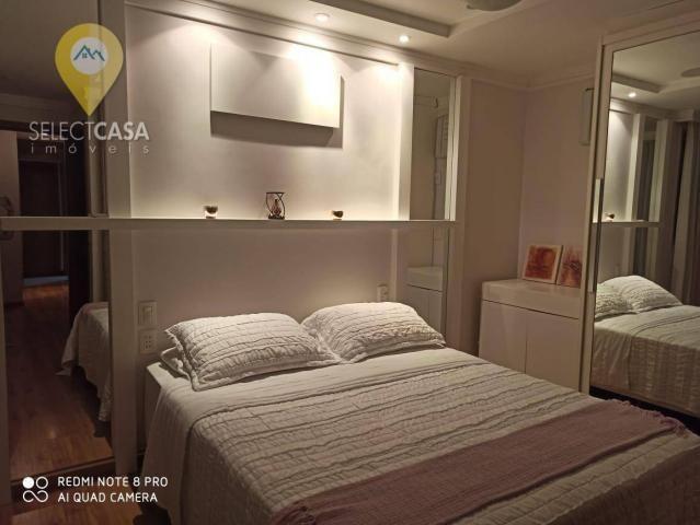 Apartamento 4 quartos em Jardim Camburi sendo 1 por andar - Foto 12