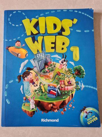 Livro Kids' Web 1 - Richmond
