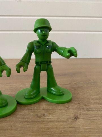 Soldados Toy Story Imaginext - Mattel - Foto 4