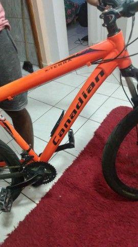 Bicicleta toda shimano - Foto 3