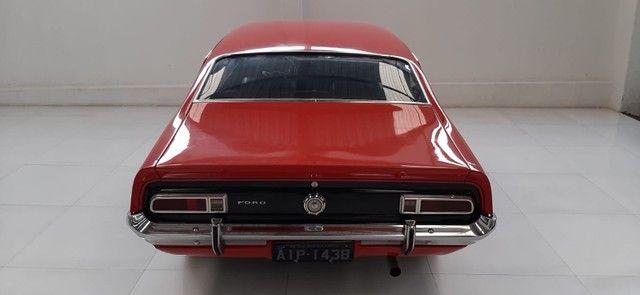 Maverick Super Luxo V8, GT Tribute, impecável, de coleção. - Foto 13