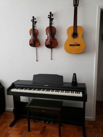 Piano Digital Roland Rp102  Preto 88 Teclas1