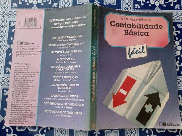 Contabilidade - livros - Foto 4