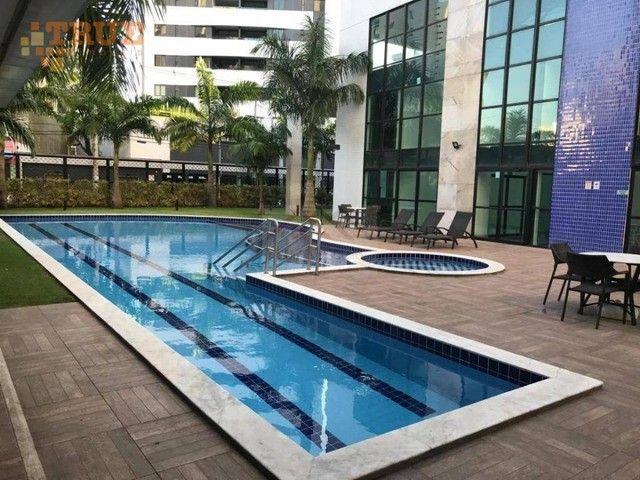 Apartamento com 2 quartos (1 suíte), 55 m² - Encruzilhada - Recife/PE - Foto 3