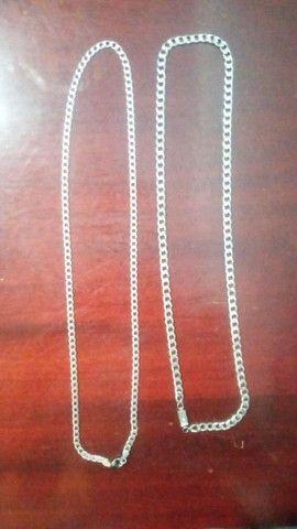Cordão de prata 925,de primeira linha  - Foto 3