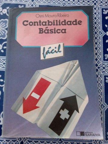 Contabilidade - livros - Foto 3