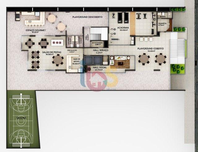 Vendo Apartamentos 3/4 no Residencial Diplomata - Centro - Itabuna/BA - Foto 8