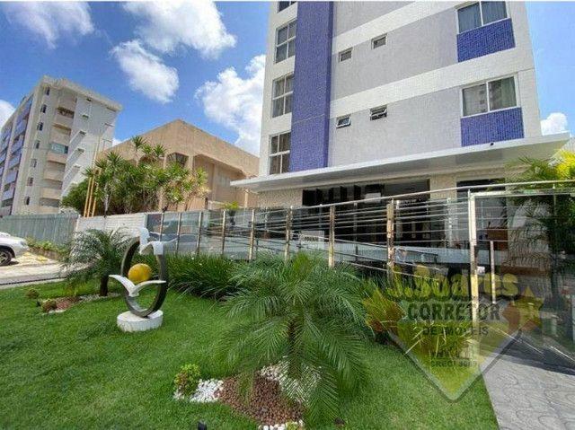 Tambaú, 2 qts, 58,22m², coz, R$ 330.000, Venda, Apartamento, João Pessoa - Foto 2