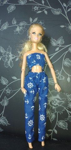Roupa de barbie kit - Foto 3