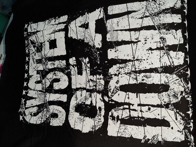 Blusas de rock várias bandas - Foto 4