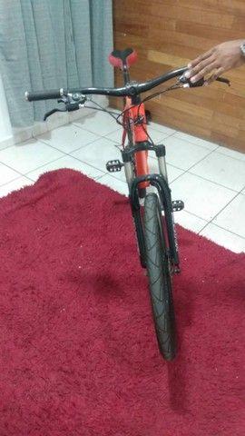 Bicicleta toda shimano - Foto 4