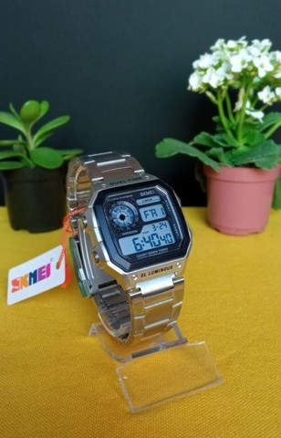 Relógio Masculino Original Skimei 1335