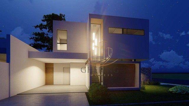 Sobrado Moderno com arquitetura exclusiva com 3 dormitórios sendo 1 suíte, à venda, 150 m² - Foto 6