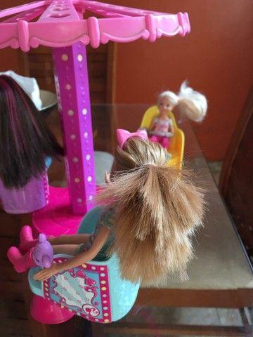 Carrossel da Barbie