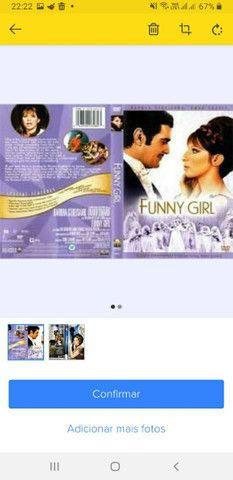 DVD FUNNY LADY E FUNNY GIRL BARBRA STREISAND