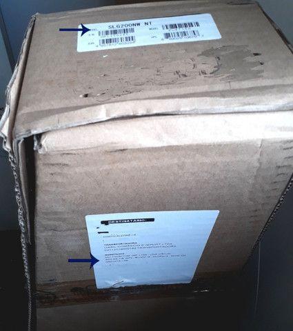 Violão Yamaha slg 200nw slg 200 nw - Com Bag Original - Foto 4