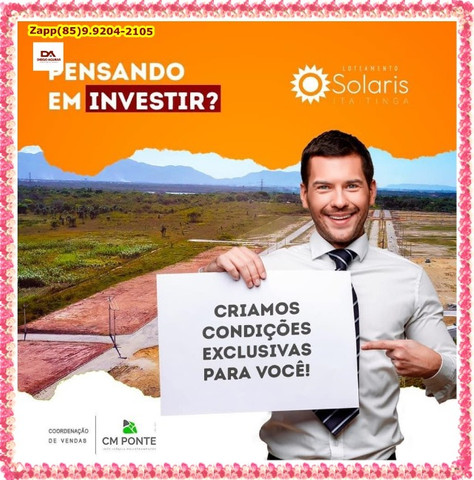 Loteamento Solaris Gererau>< - Foto 10