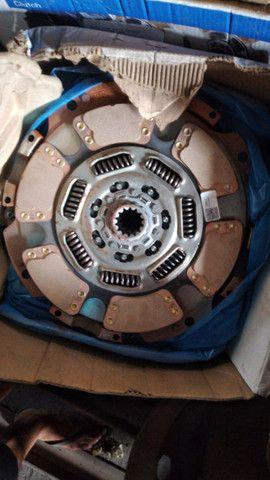 Kit embreagem ford cargo 1933 - internacional 9800i automatizado - Foto 2