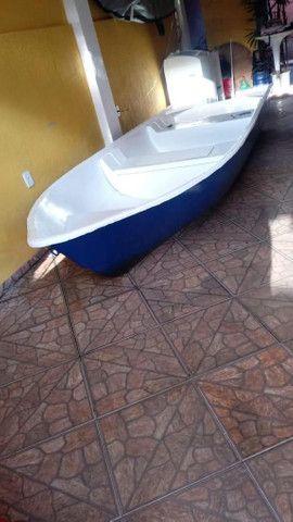Barco fibra 4.5mt - Foto 8