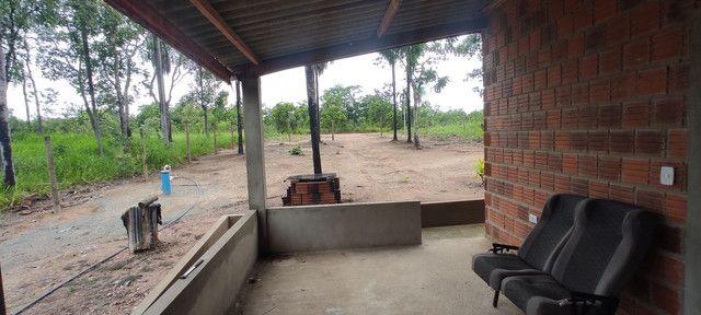 Rancho 12,5x40 BR  Ms-345 Km 21 poço artesiano, 300mts do Rio Miranda - Foto 11