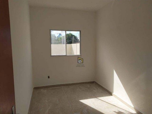 Casa com 2 dormitórios à venda, 55 m² por R$ 160.000 - Jardim Ouro Verde - Várzea Grande/M - Foto 4