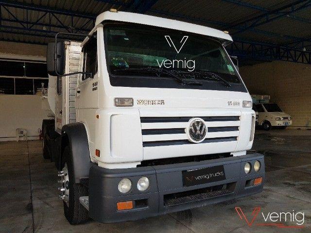 Volkswagen 15.180 Worker Báscula 2012 - Foto 2